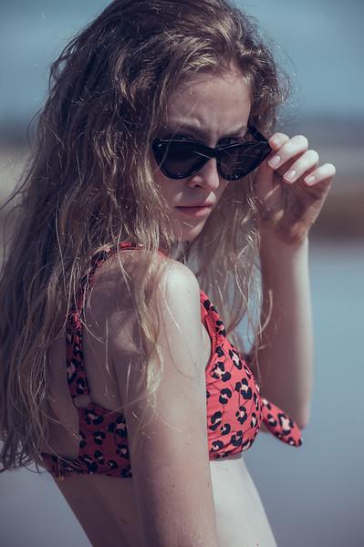 Tania B - Beach