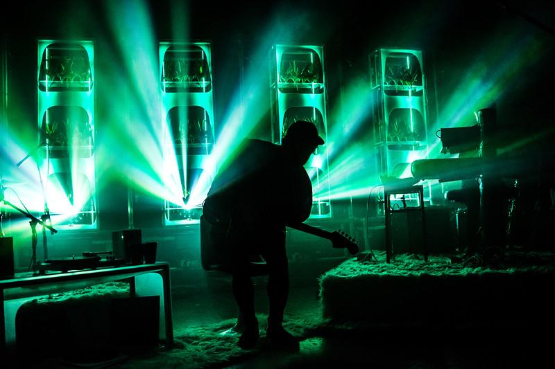 Unknown Mortal Orchestra @ The Commodore Ballroom