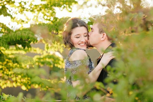 Courtney & Devin | Engagement