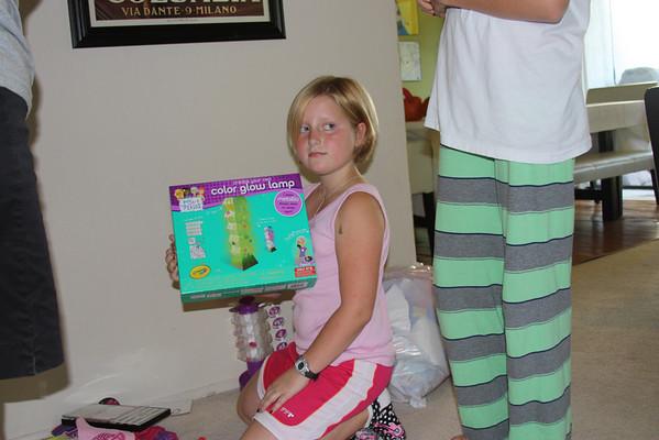 Makayla's 9th Birthday 2011