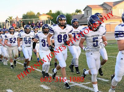 11-12-2016 - Northwest Christian vs. Payson (AIA D3 Playoff) Football