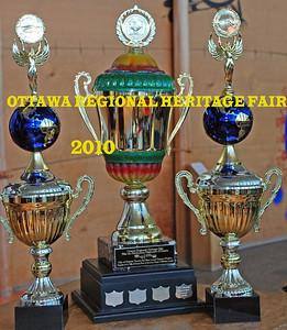 2010 - Ottawa Regional Heritage Fair
