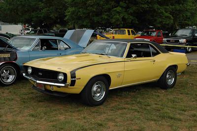 Efland NC Car Show