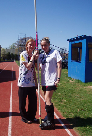 2008 Girls Track