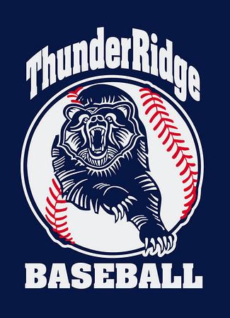 TR Baseball Logos