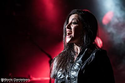 Sirenia - 26/02/19 @ John Dee, Oslo.