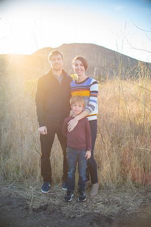 Gister Family (Nov. 2018)