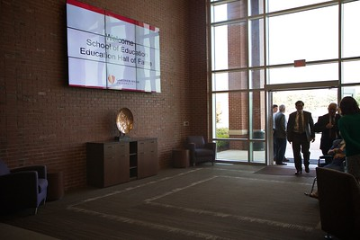School of Education Hall of Fame Inductees 2015