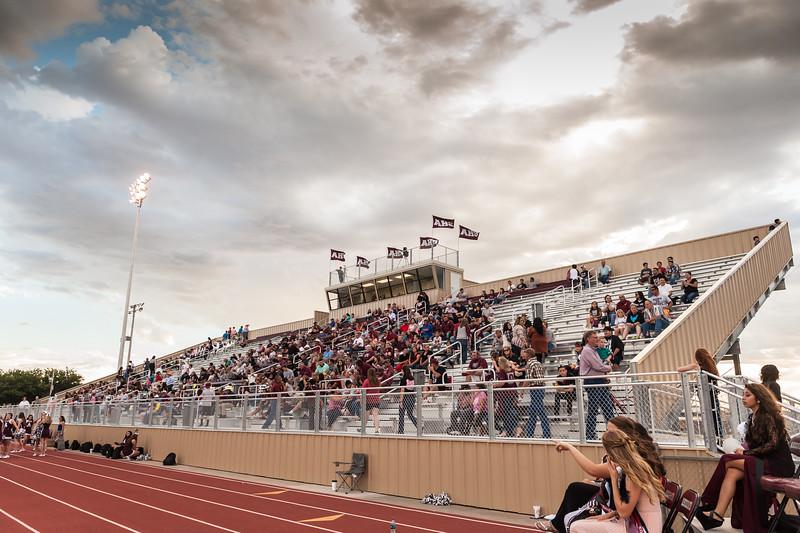 Homecoming, Antelopes vs Stanton Pre Game, 9-18-2015