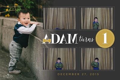 Adam Turns One (prints)