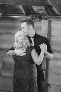 Mother Son Dance Reception- Lindsey & Dan O'Brien- St.- The Inn At The Round Barn Farm, Waitsfield VT Wedding Photographer