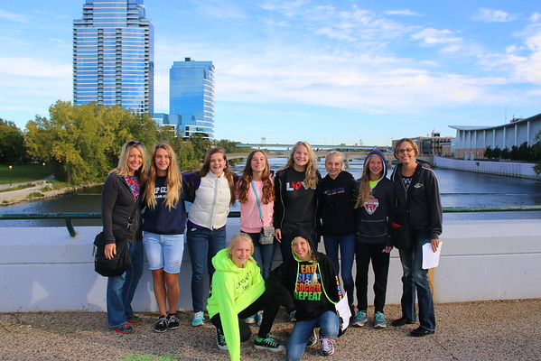 ArtPrize with KCMS - 10/2/15