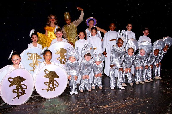 Eagle Dance Recital