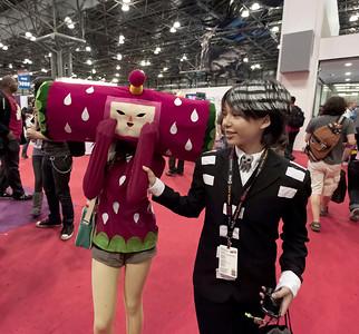 NYC Comic Con 2011