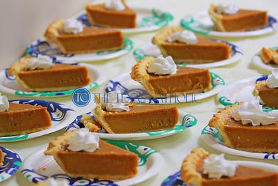Deacon's Thanksgiving Dinner - November 2017