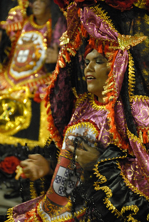 Rio Carnaval 2008