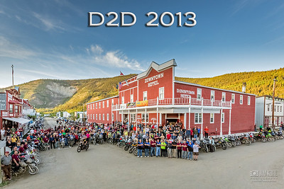2013 Dust to Dawson Official Group Photos