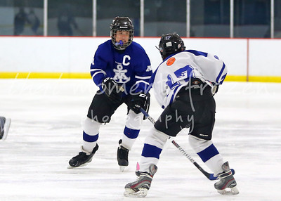 2014-02-16 Peewee Blue vs Mtka Peewee Black