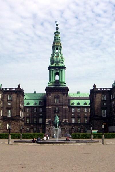 Christiansborg 2004