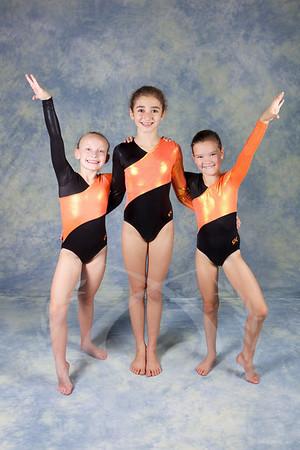 Pre-Season 2010 Girls - Level 4