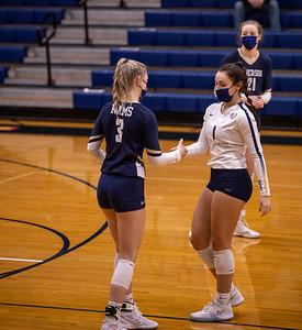 Varsity Volleyball 12/3
