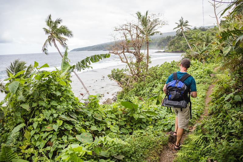Taveuni Island Lavena Coastal Walk