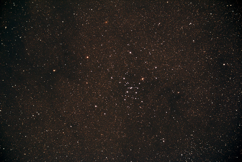 Messier M7 - NGC6475 - Ptolemy's Cluster - 7/4/2017 (Processed Stack)