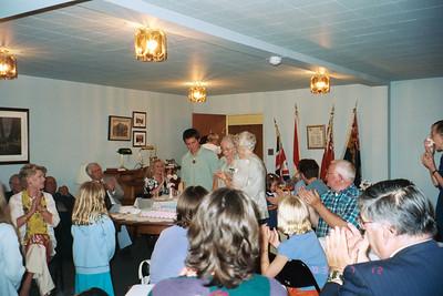 Jean Lantz 90th birthday party