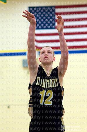Kellenburg Vs St Anthonys, Boys Freshman Basketball 01.15.10