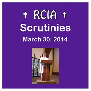 RCIA 2014 Scrutinies