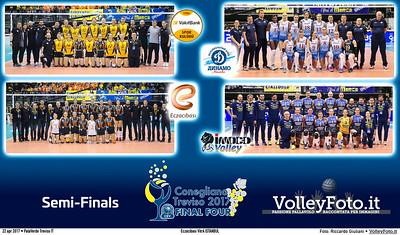 #ClF4Treviso Semifinals
