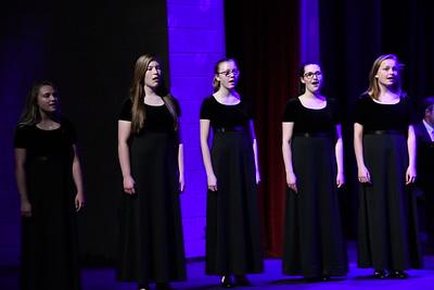 Upper School Spring Choral Concert