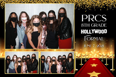 6/7/21 - PRCS 8th Grade Hollywood Formal