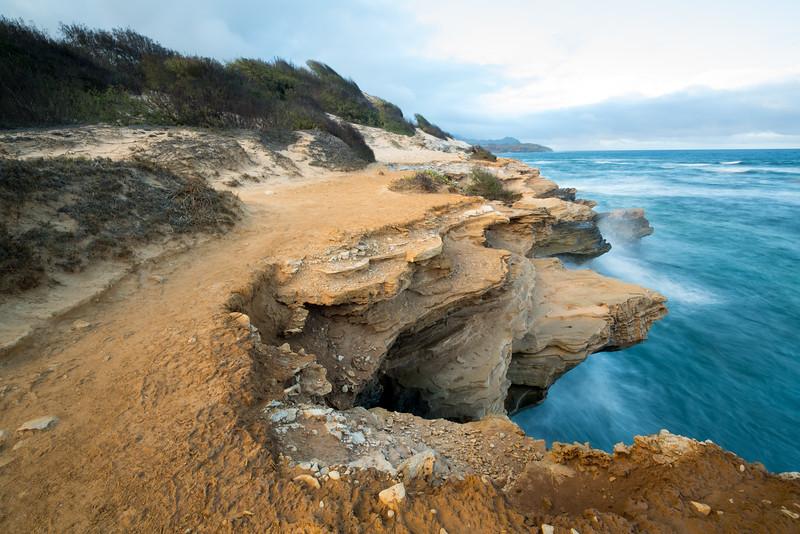 Cliffs Under Cliffs