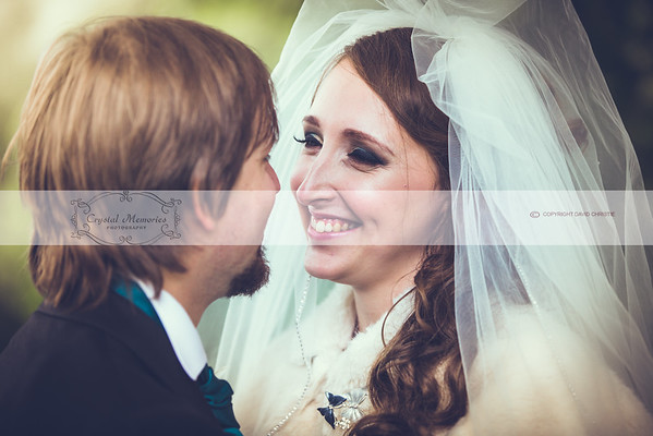 Kirsty & Matt Wedding