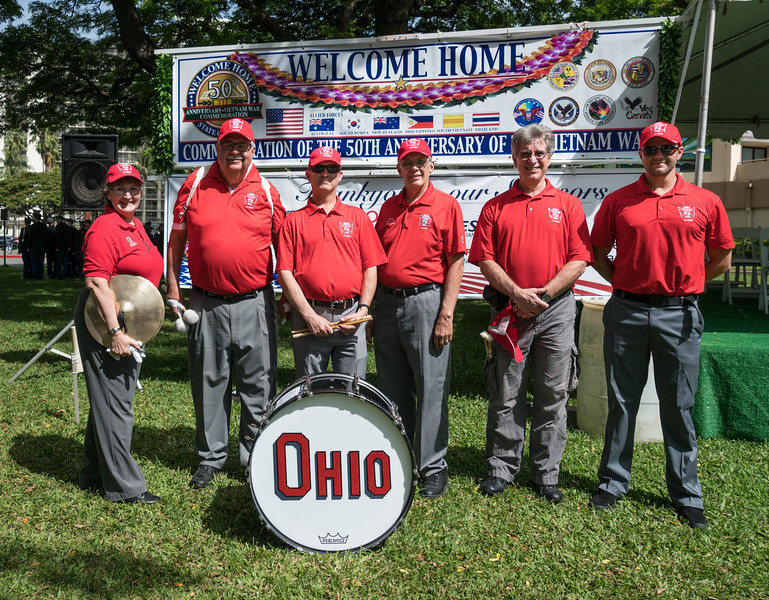 TBDBITL Alumni percussion