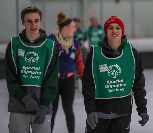 Volunteers and Athletes
