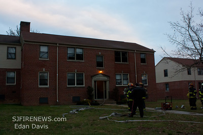 01-02-2012, All Hands Commercial Dwelling, Vineland City, Cumberland  County, 51 W. Chestnut Ave. Park Towne Apts.
