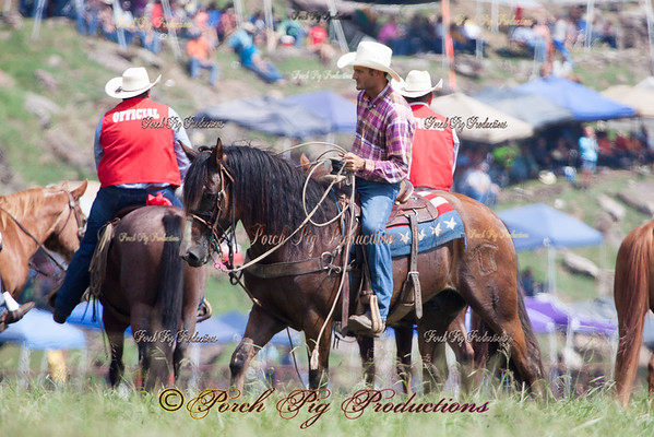 Sunday Buckboard National Championship Chuckwagon Races