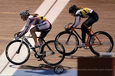 Thursday Night Lights Velodrome Bike Racing - 6-23-11