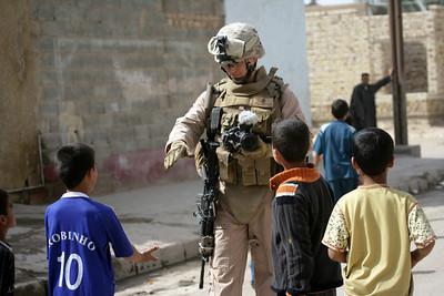 Marine Daniel Moman - Combat Photographer