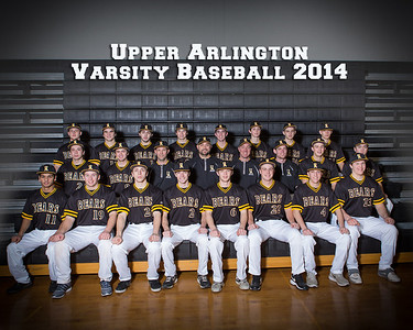 UAHS Baseball 2014 Team Photos