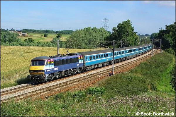 Class 90: One Railway