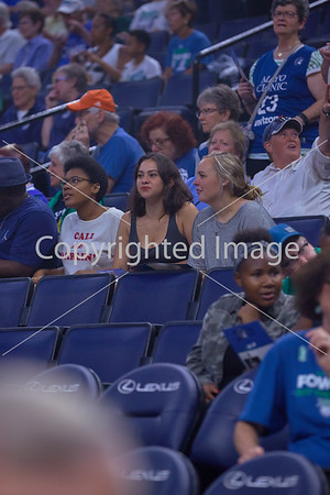 2018-07-18 Mn Lynx vs Indiana Fevor
