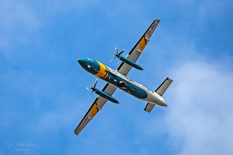 Dash 8 Q-300 (KBV 503)