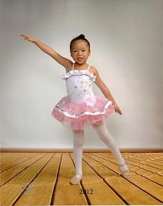 June 7, 2012 - Emily Ballet Recital