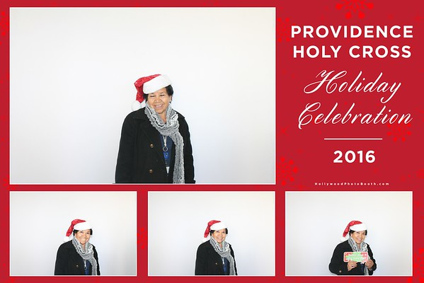 Holy Cross Holiday Celebration