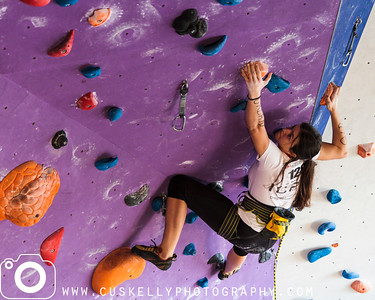 2015 National Lead Climbing Titles