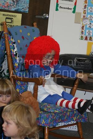 preschool halloween 10.31.08