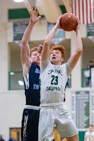 2020-02-18 | Boys D3 R1 | Central Dauphin vs. Manheim Township